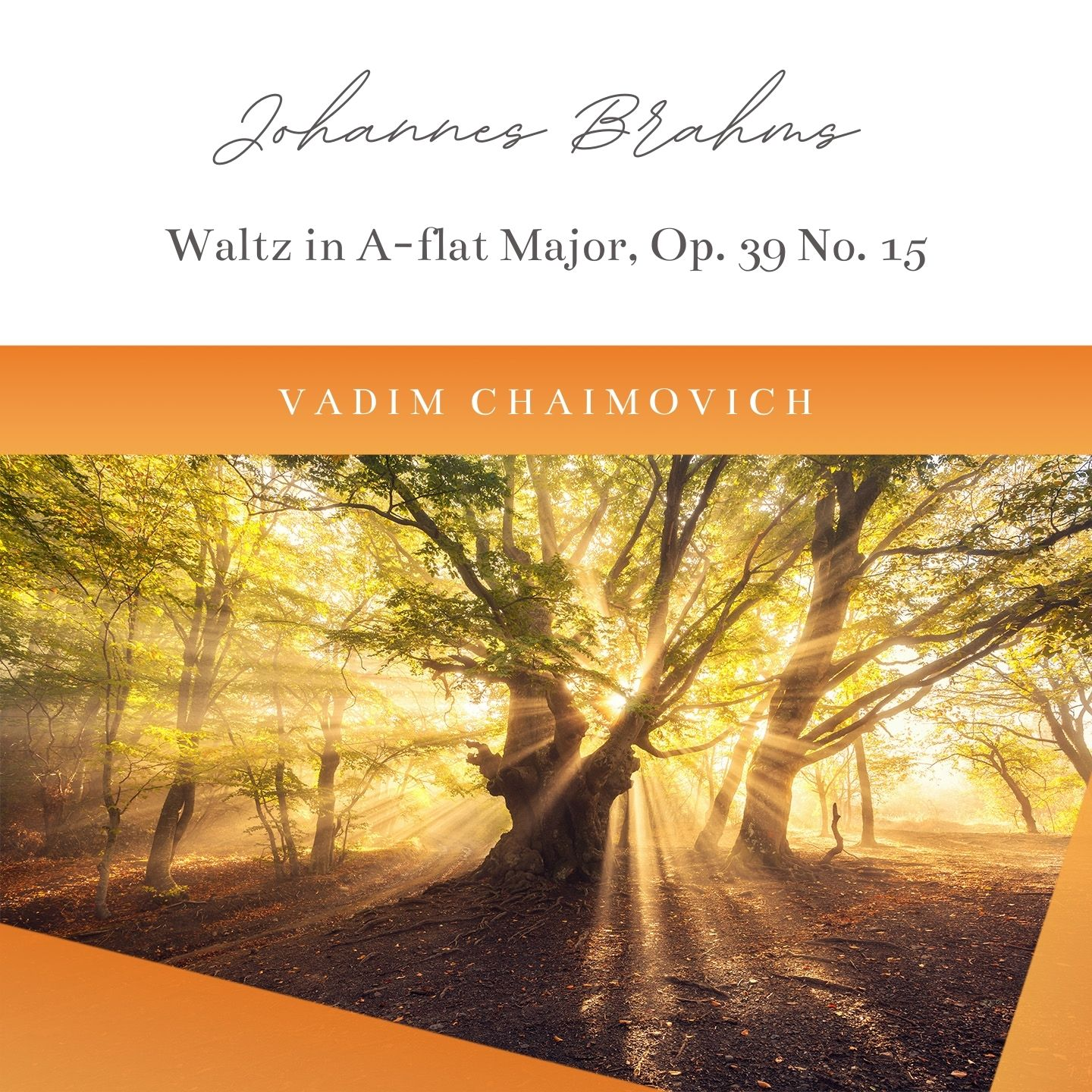 16 Waltzes, Op. 39: No. 15 in A-Flat Major