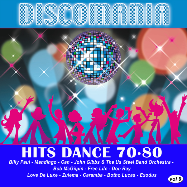 Discomania: Hits Dance 70-80, Vol. 9