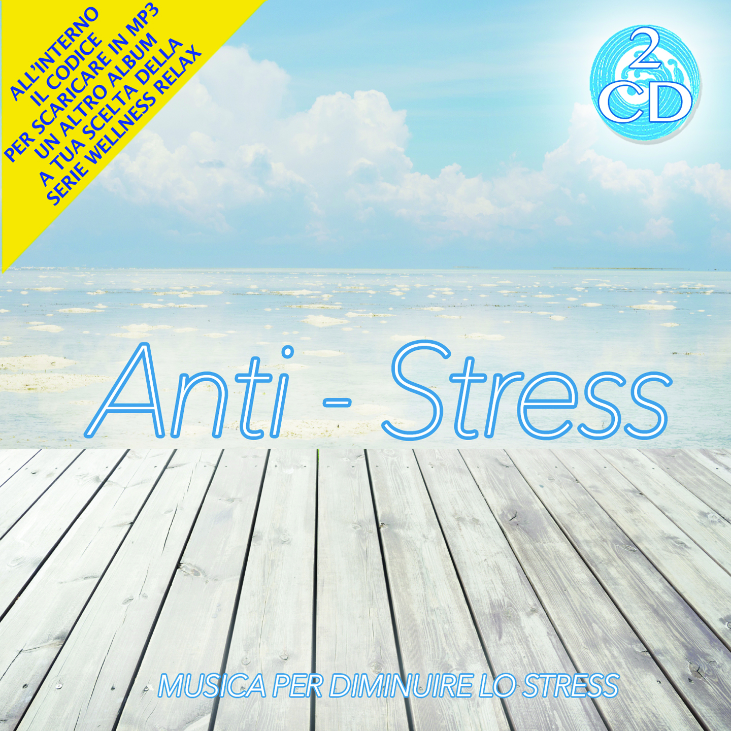 4 - Anti-Stress: Stress Relief Music