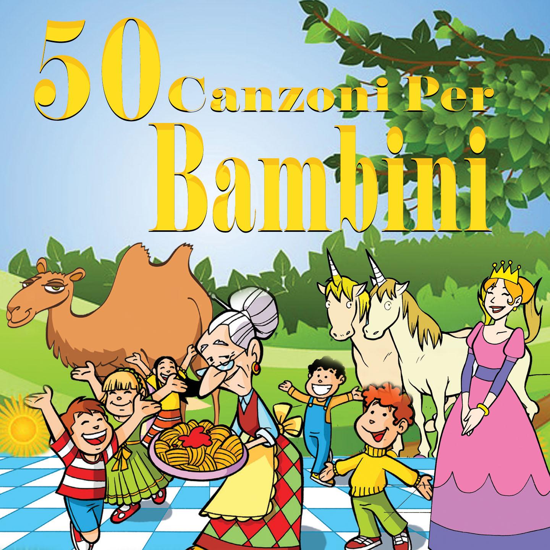 Bambini - 50 Canzoni