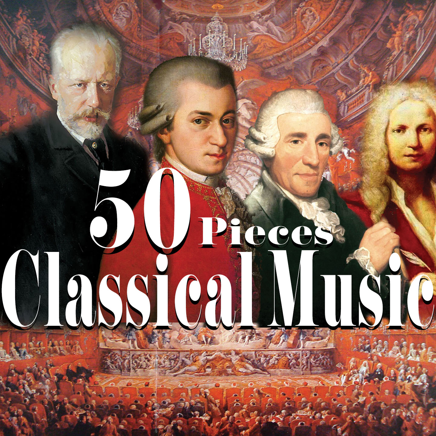 Classical Music - 50 Pieces