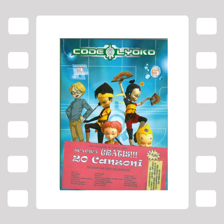 Code Lyoko 3 -  DVD Animazione