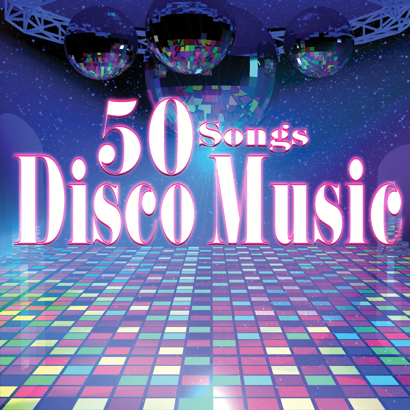 Disco Music - 50 Songs