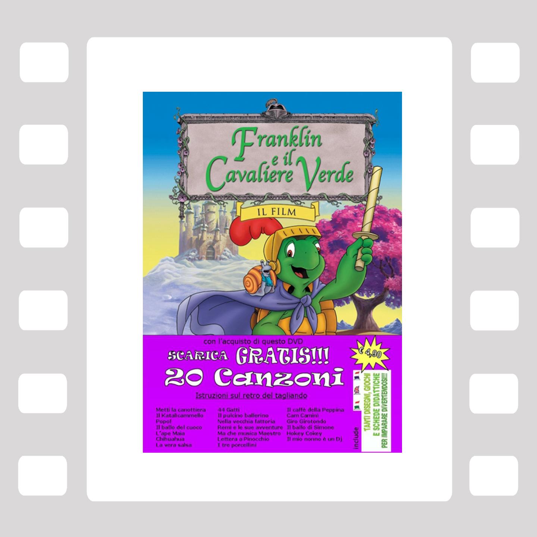 Franklin e il Cavaliere Verde - DVD Animazione