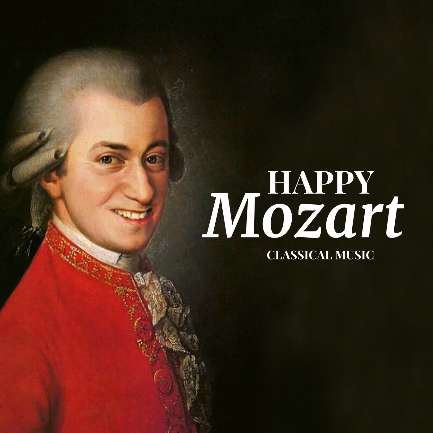 Happy Mozart