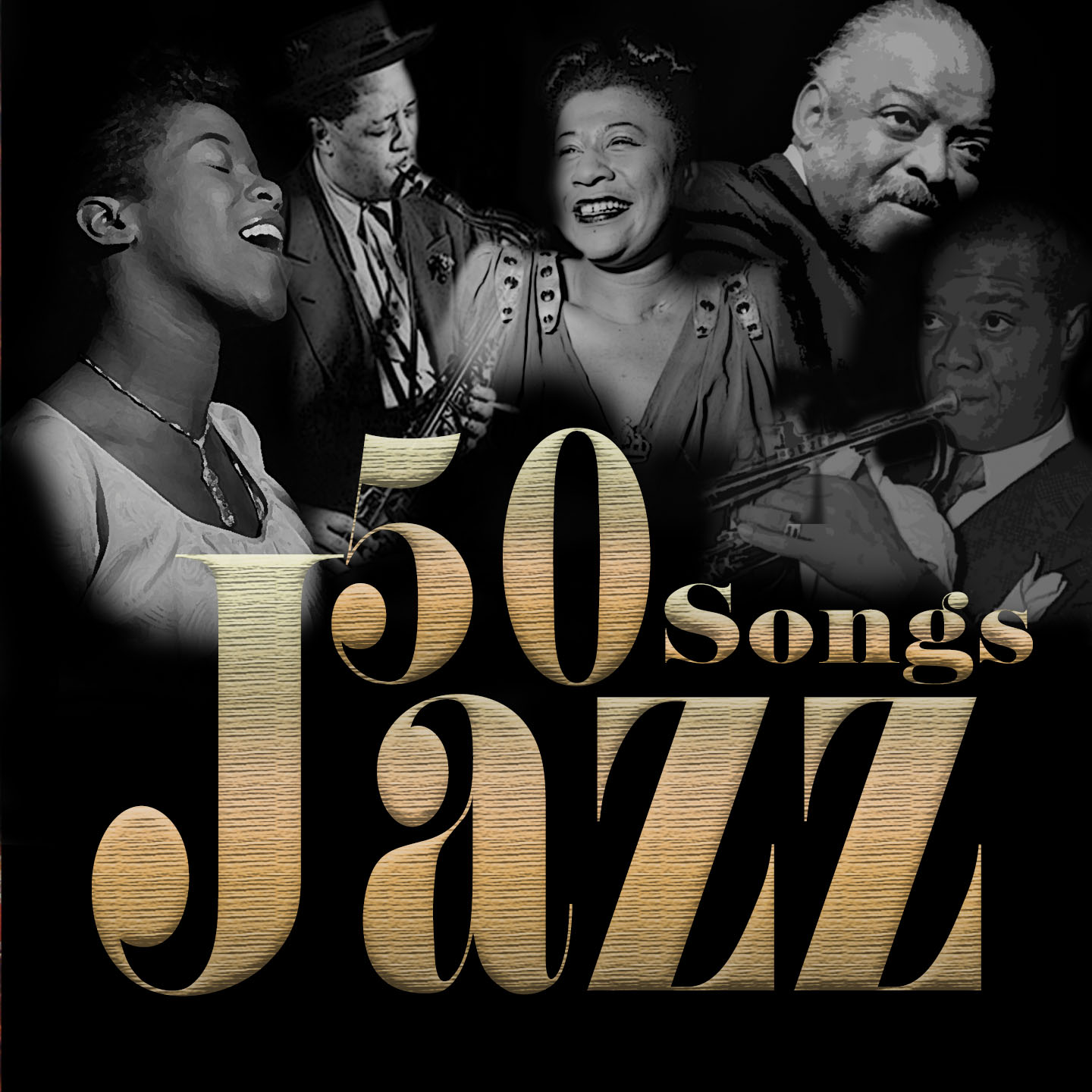 Jazz - 50 Songs