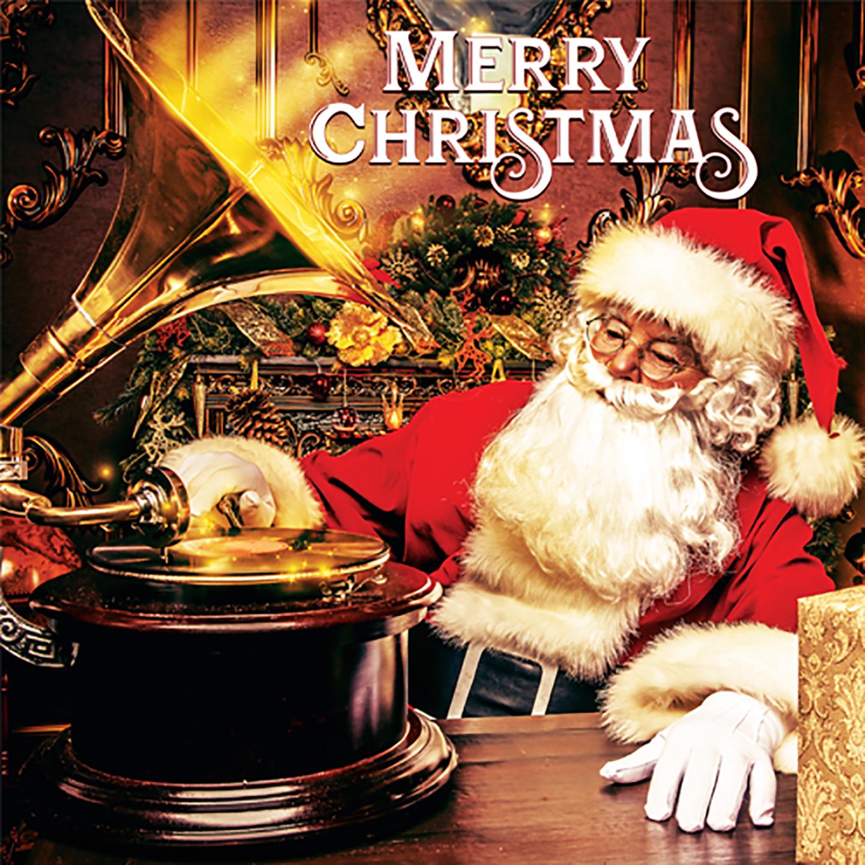 Merry Christmas Vinyl