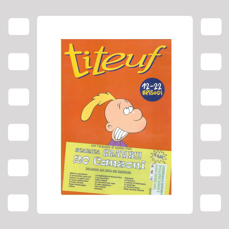 Titeuf - Episodi 12 - 22 - DVD Animazione