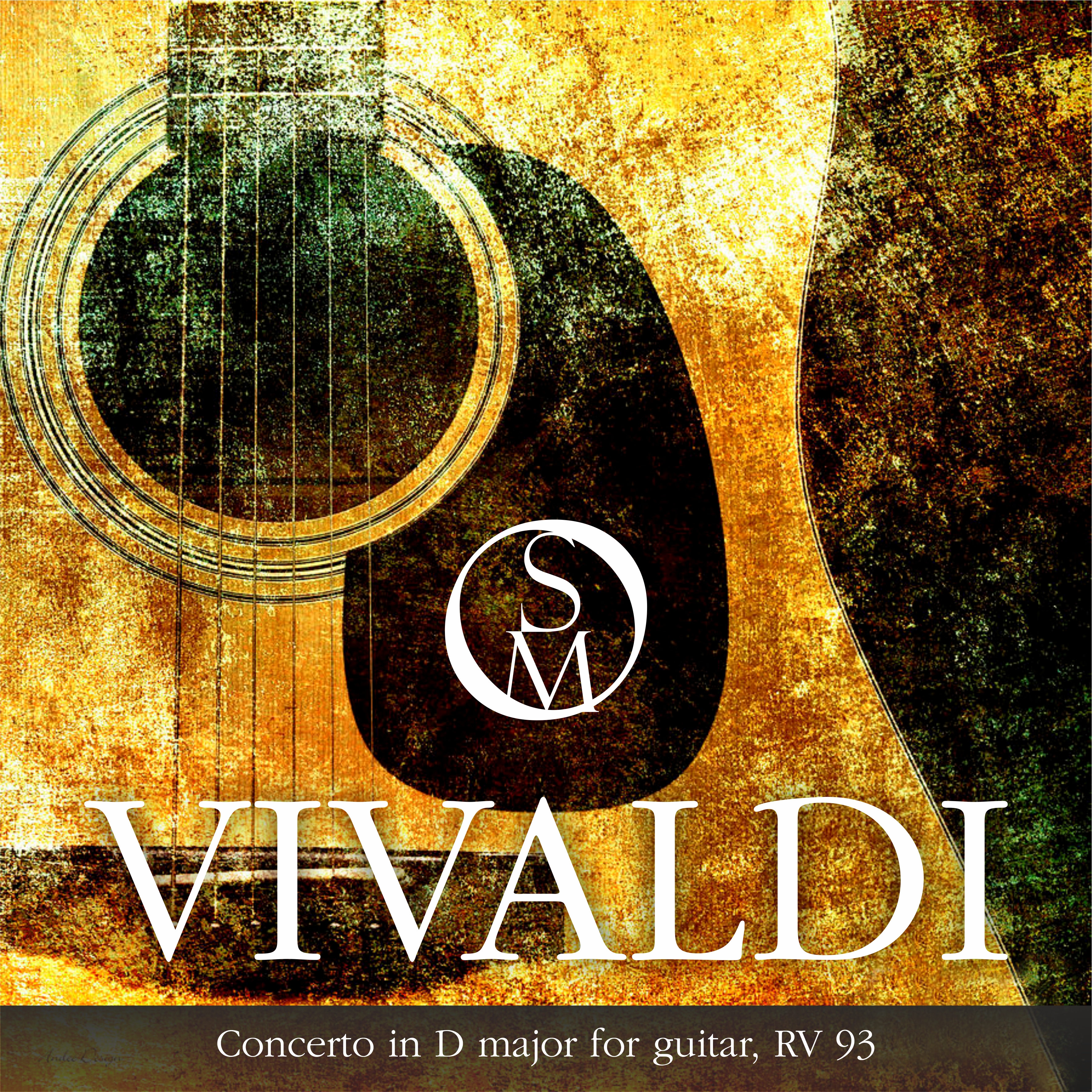 Chamber Concerto in D Major, RV 53 Arr. for Guitar and Orchestra