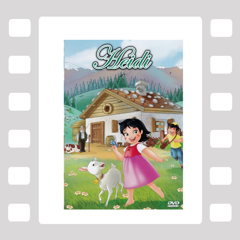 La Fiaba Animata Di Heidi